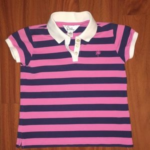 Girls Polo Top